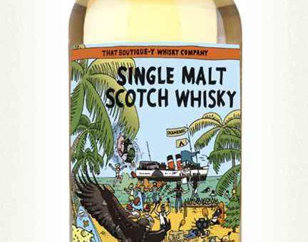 Exclusive bottling. Very impressive indeed.
